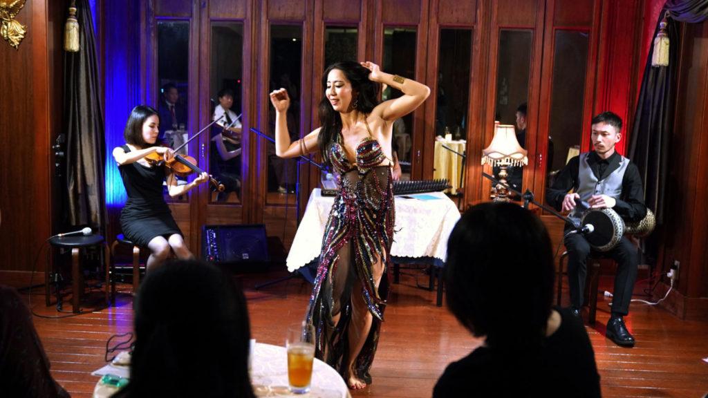イライダのベリーダンスショー